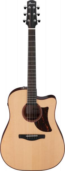 IBANEZ Advanced Acoustic Serie Grand Dreadnought Cutaway Akustik Gitarre 6 String, AAD300CE-LGS
