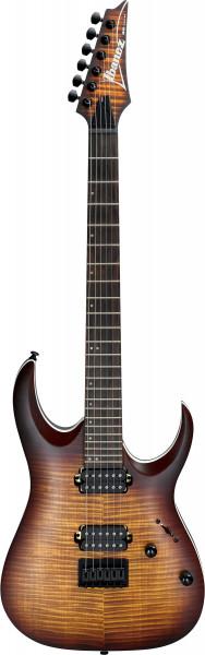 IBANEZ RG-Serie E-Gitarre 6 String Dragon Eye Burst Flat, RGA42FMDEF
