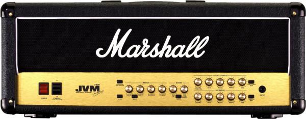 MARSHALL E-Gitarrentopteil, Vollröhre, 100 Watt, 2-Kanal, MRJVM210H