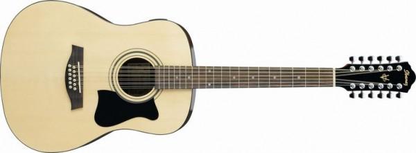 Ibanez Westerngitarre 12-Saitig V7212E-NT