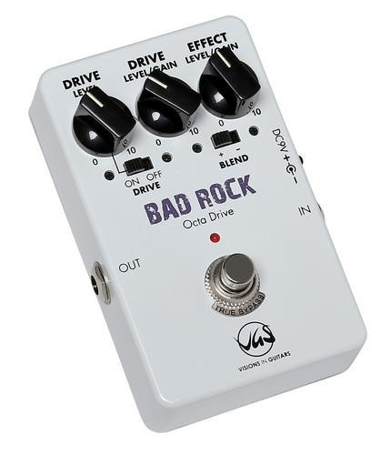 VGS Effektpedal VGS Bad Rock Octaver