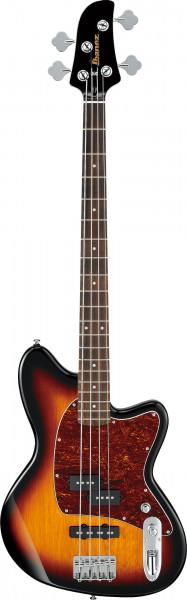 IBANEZ Talman E-Bass 4 String Tri Fade Burst, TMB100-TFB