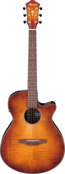 IBANEZ AEG Series Akustikgitarre 6 String Vintage Violin High Gloss, AEG70-VVH