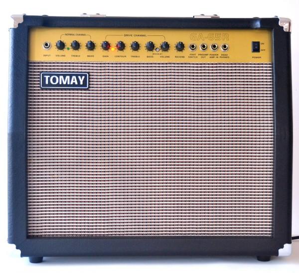 TOMAY Gitarrenverstärker AMGA-65R