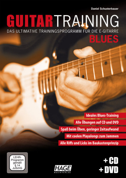 Guitar Training BLUES