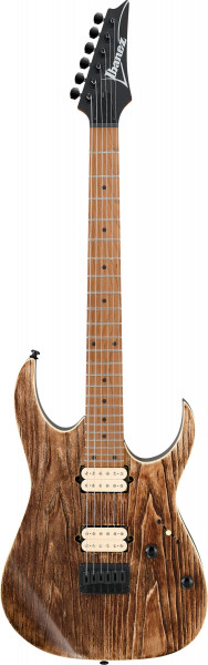 IBANEZ RG-Serie E-Gitarre 6 String Antique Brown RG421HPAMA