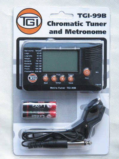 TGI Stimmgerät und Metronom TGI-99B