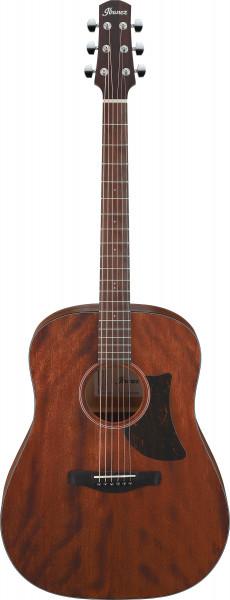 IBANEZ Advanced Acoustic Serie Grand Dreadnought Akustik Gitarre 6 String Open Pore Natural, AAD140-OPN