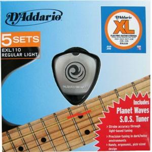 Saiten für E-Gitarre EXL110-5 SOS