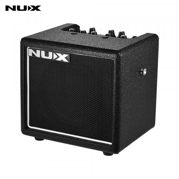 NUX Mighty 8SE Gitarren-Combo-Verstärker, 8 W