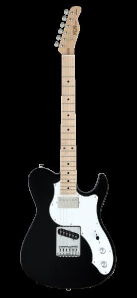 FGN E-Gitarre, Boundary Iliad, schwarz, FGBILMHBK, Made in Japan