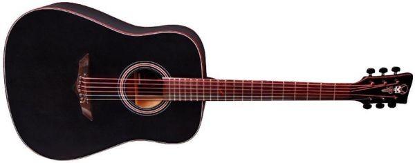 Akustikgitarre R.I.P. Series V-1RIP Satin Black