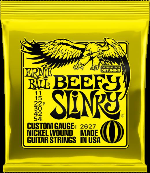 ERNIE BALL Saitensatz, Slinky Nickel, Beefy 11-54