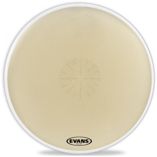 Evans Strata 1400 Power Center Reverse Dot Concert Bassdrumfell, 40 Zoll, CB4014SD