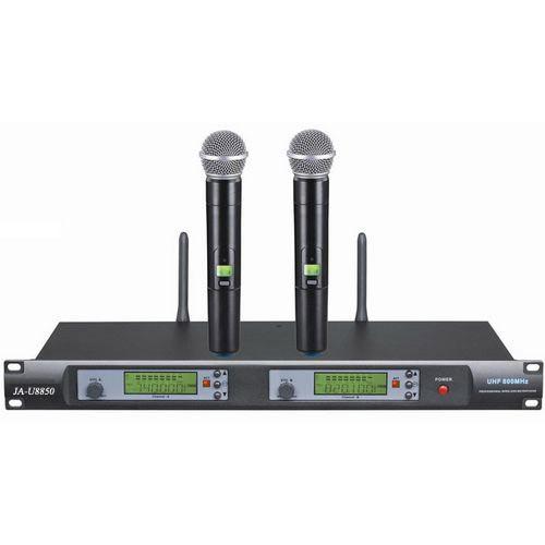 Funkmikrofonmikrofon Set JA-U8850