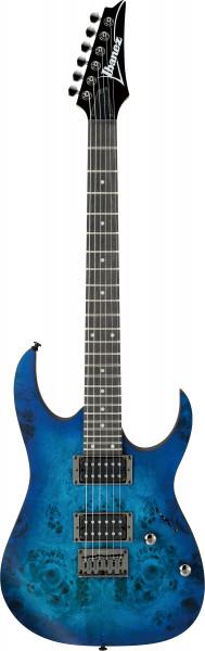 IBANEZ RG-Serie E-Gitarre 6 String Sapphire Blue Flat, RG421PB-SBF