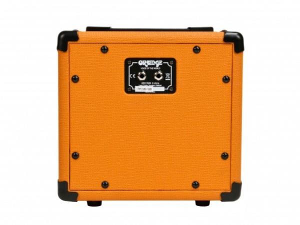 orange lautsprecher