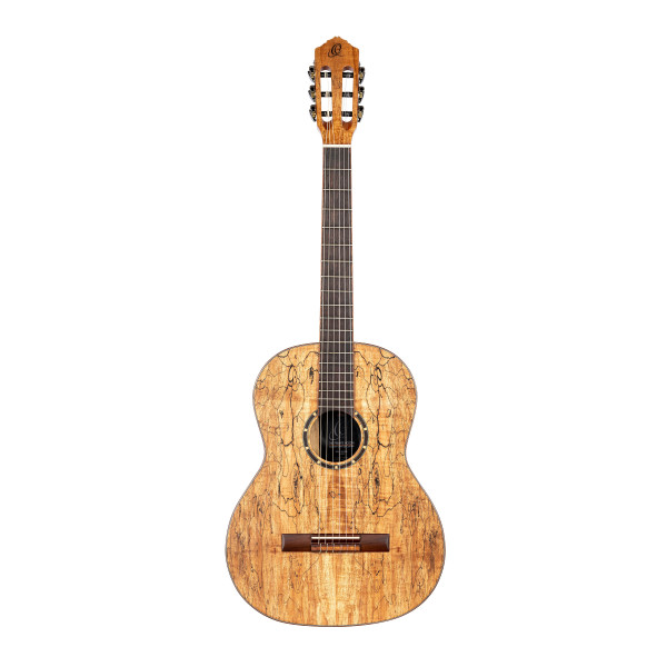 ORTEGA The Private Room - The Spalted Series Akustikgitarre 6 String Gestockter Ahorn, RSM-REISSUE