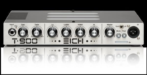 Eich Amplification T900 Transistor Basstopteil