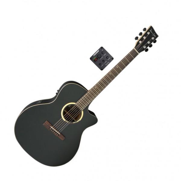 VGS E-Akustikgitarre B-20 CE Bayou