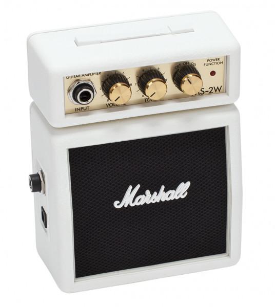 MARSHALL E-Gitarrencombo, 2 Watt, rot, Microbe, MRMS-2W
