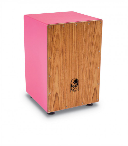 Toca World Percussion Colorsound Cajon Holzkorpus