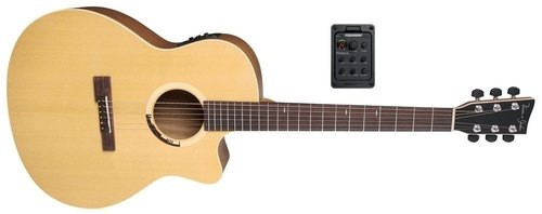 Gewa E-Akustikgitarre VGS GB-22 CE Grand Bayou