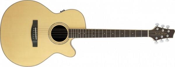 Stagg Westerngitarre 6-Saitig mit TA, NA72MJCBB