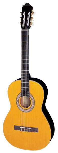 UNIWELL Konzertgitarre CC-15