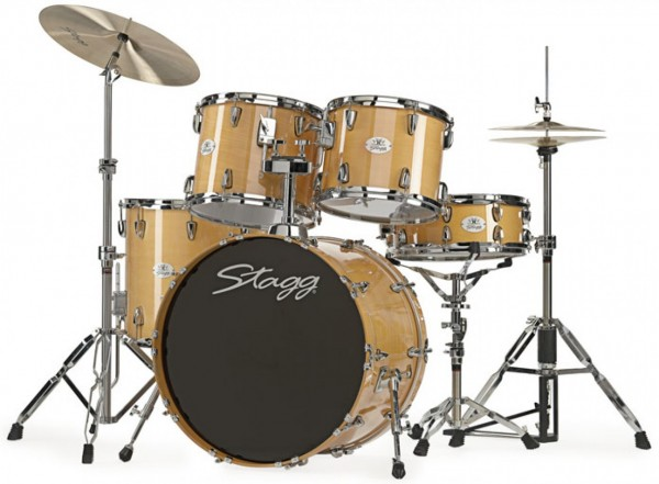 Drumset Stagg TIM622L N