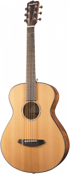 BREEDLOVE Westerngitarre, Pursuit, Concertina, Natural Gloss BRPUI31E