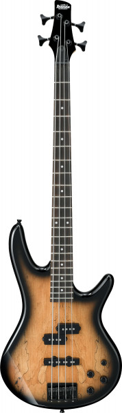 IBANEZ Gio E-Bass 4 String - Special Modell Natural Gray Burst/ stacked maple top GSR200SM-NGT