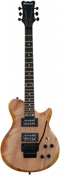 E-Gitarre SUNSMILE Modell SCT 02