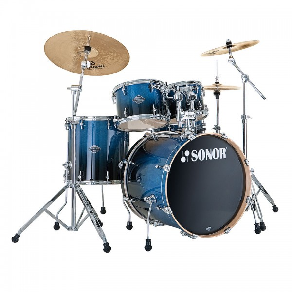 Sonor Essential Force ESF 11 Stage 3 Blue Fade
