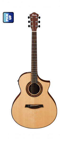 Westerngitarre Ibanez AEW23MV, PICKUP - NATURAL (AEW23MV-NT)