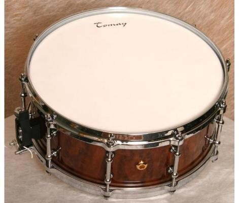TOMAY Snaredrum OCT-1465Ahorn