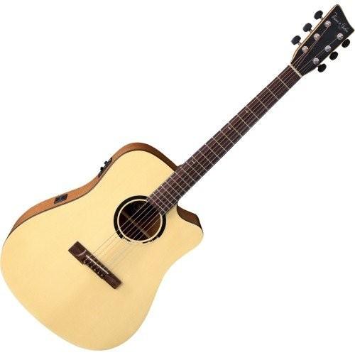 E-Akustikgitarre VGS B-10 CE Bayou