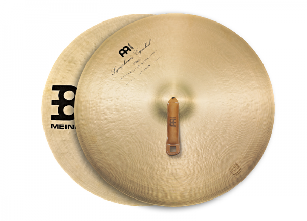 """Meinl Symphonic Cymbals 20"""", Thin, SY-20T"""