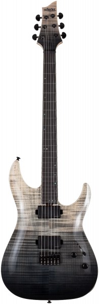 SCHECTER E-Gitarre, SLS Elite C-1, Black Fade Burst, SC1351