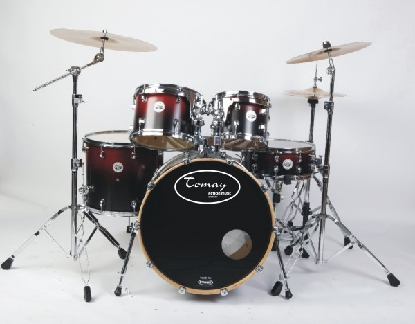 TOMAY DRUMSET GM5-S-BRF Birch Worldclass