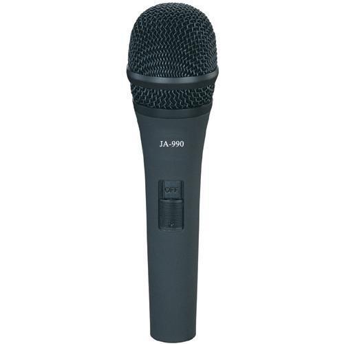 Professionelles Gesangsmikrofon mit Schalter JA-990