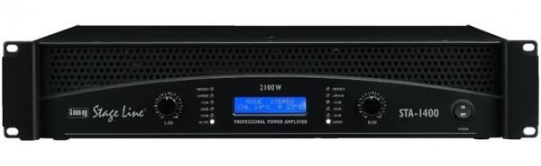 PA-Verstärker IMG STA-1400