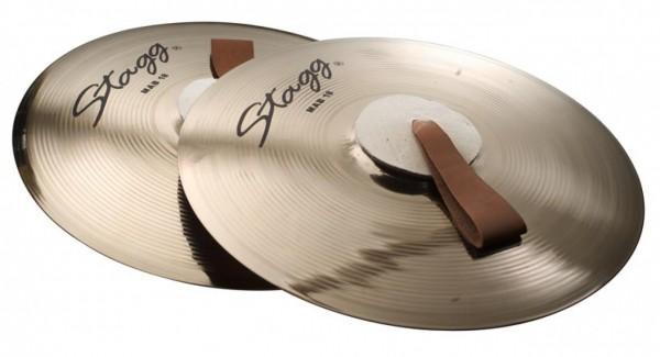 "STAGG Marsch/Konzert Cymbals 18"""