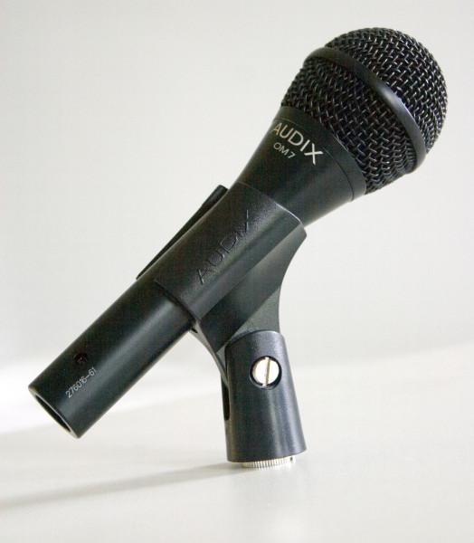Audix OM7 professionelles Gesangsmikrofon