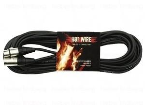 GEWA Mikrofonkabel Hot Wire, 0,5m