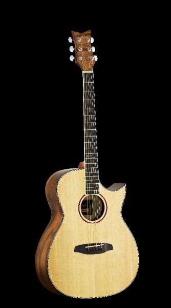 ORTEGA Westerngitarre 6-Saitig CORAL-30CE
