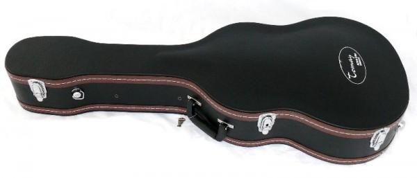 Klassikgitarren Case Tomay Premium Classic Silber