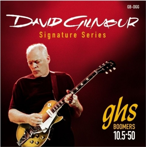 GHS Electric David Gilmour Signature - Red Set