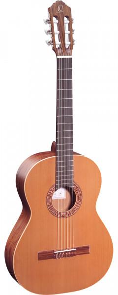 ORTEGA Traditional Series Konzertgitarre 4/4 Made in Spain