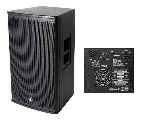 Alpha Audio Aktiv-Box Alpha Audio A-Amp pro Twelve